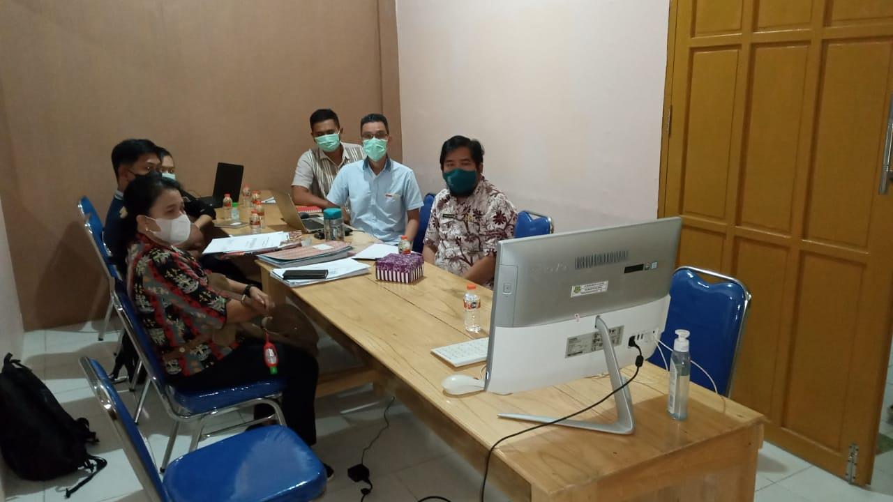 Rapat Tim Ahli Bangunan Gedung